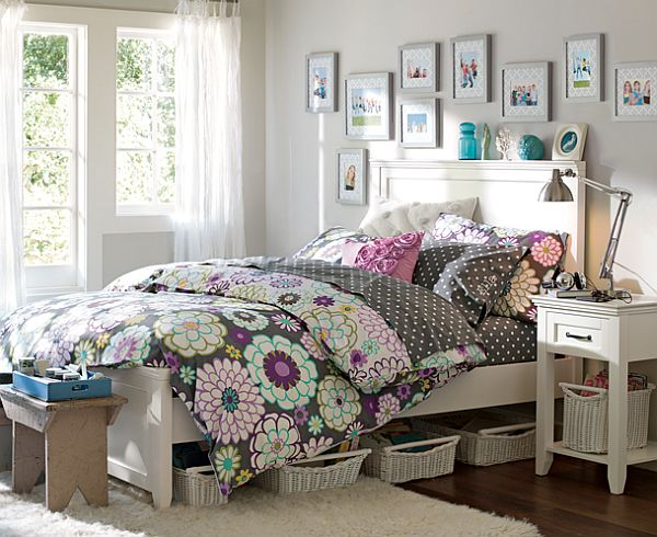 Modern And Trendy Teen Girl Bedrooms - Interior Vogue on Beautiful:9Ekmjwucuyu= Girls Room Decoration  id=65022