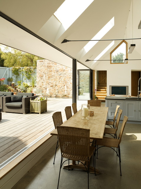 Awesome Indoor Outdoor Living Spaces For Home - Interior Vogue on Indoor Outdoor Living Spaces id=57214