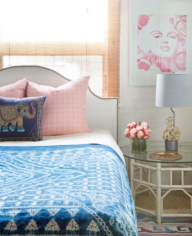 Beautiful Boho Chic Bedroom Designs - Interior Vogue on Boho Modern Bedroom  id=36219