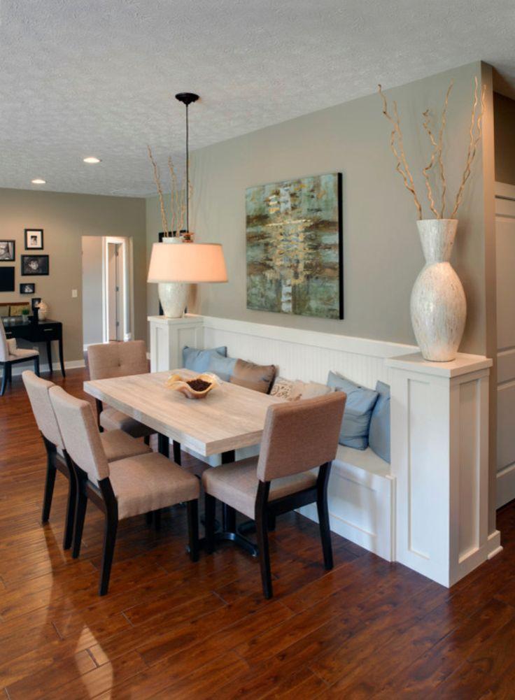 25 Beautiful Craftsman Dining Room Design Ideas Interior