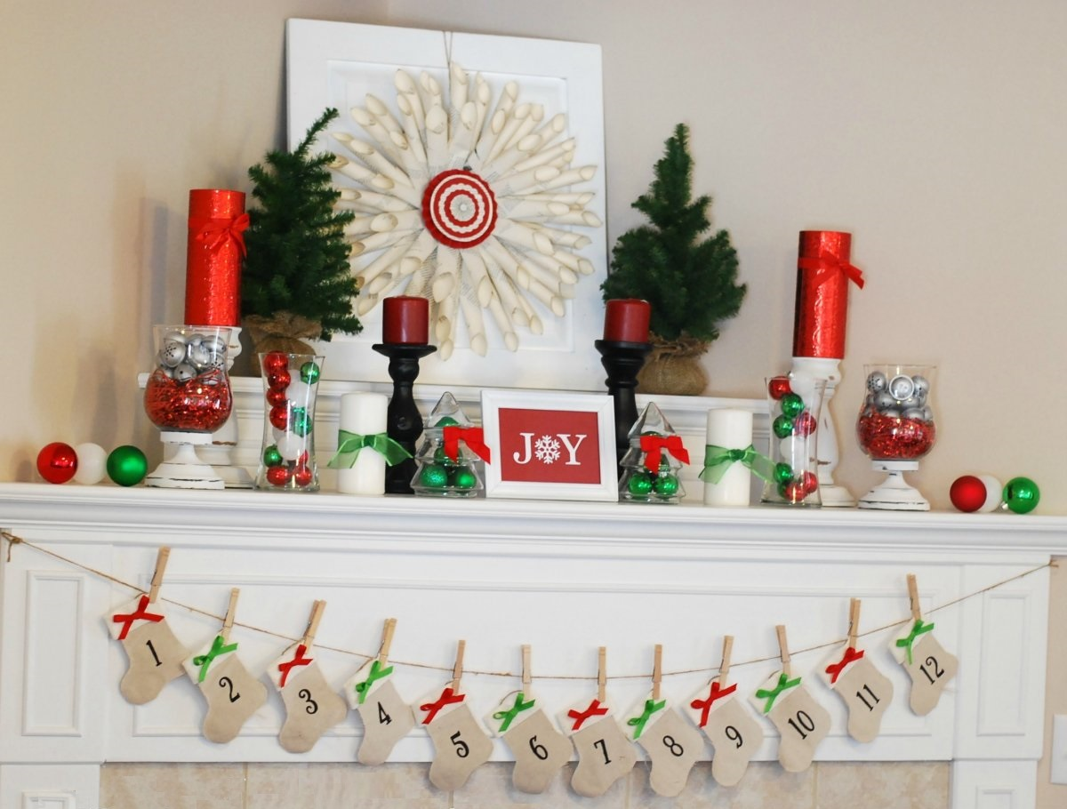 40 Outstanding DIY Christmas Decoration Ideas