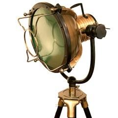 2. Photo: http://www.m-u-s-h.com/home-decor/1004/lamps/industrial-spot-light-floor-lamp-copper#altimg1