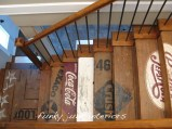 Photo: http://www.inspirationgreen.com/salvaged-and-painted-stairs.html