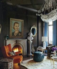 Nanette Lepore's Manhattan home designed by Jonathan Adler photo credit: William Waldron for ELLE Decor