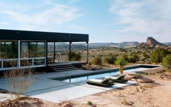 Sofa Inspired By Stone Pines InteriorZine