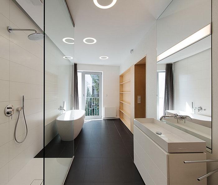 Image Result For Elegant Bathroom Design Elegant Interior Of A Duplex Apartment Interiorzine