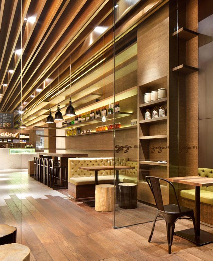 Magical Light Cozy And Romantic Cafe InteriorZine
