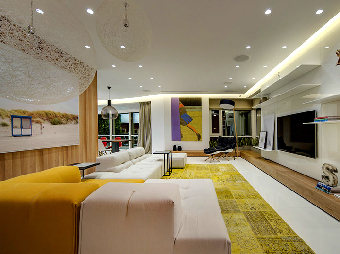 Apartment in Moscow | 2B Group