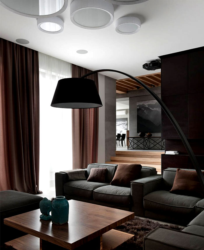 Trendy Functional and Contemporary Home - InteriorZine on Trendy Room  id=26627