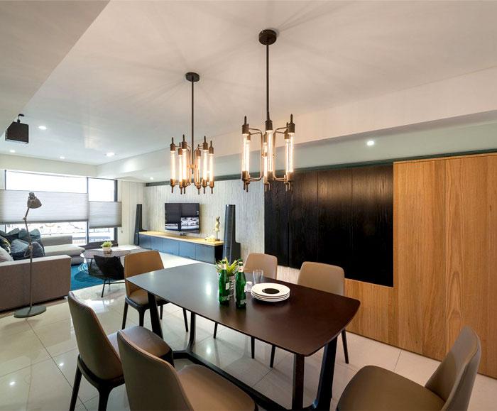 Modern Urban Dwelling By White Interior Design Interiorzine