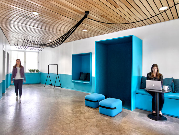 Barrows Office Space Design By Ghislaine Vinas InteriorZine