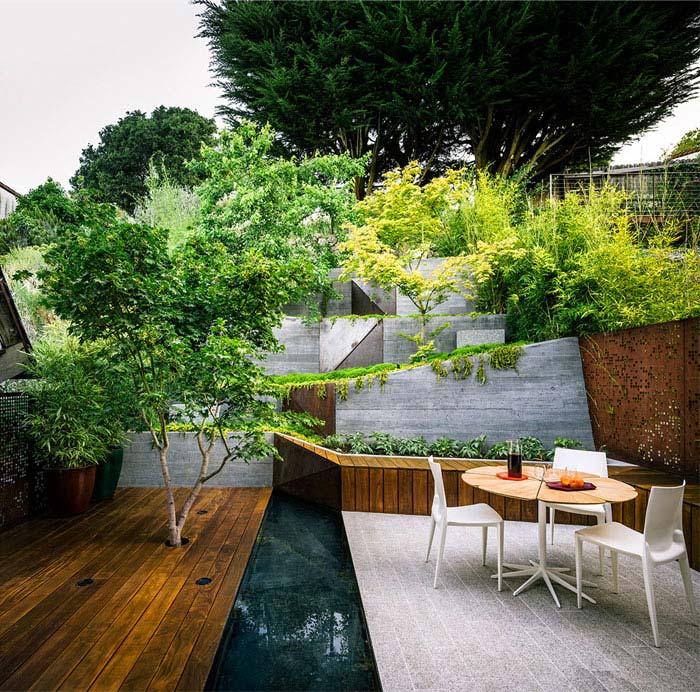 Zen Gardens & Asian Garden Ideas (68 images) - InteriorZine on Zen Backyard Ideas id=87646