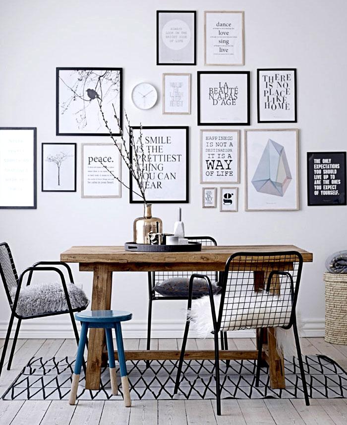 Home Decoration Dining Room Art Decor