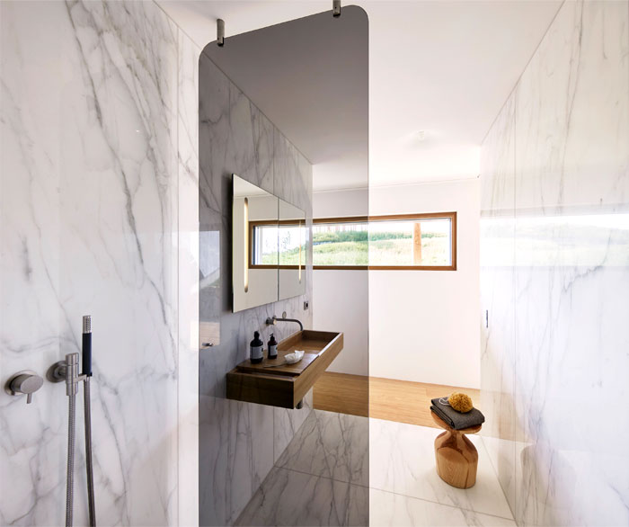 Bathroom Trends 2019 / 2020 - Designs, Colors and Tile ... on Small Bathroom Ideas 2020 id=80173