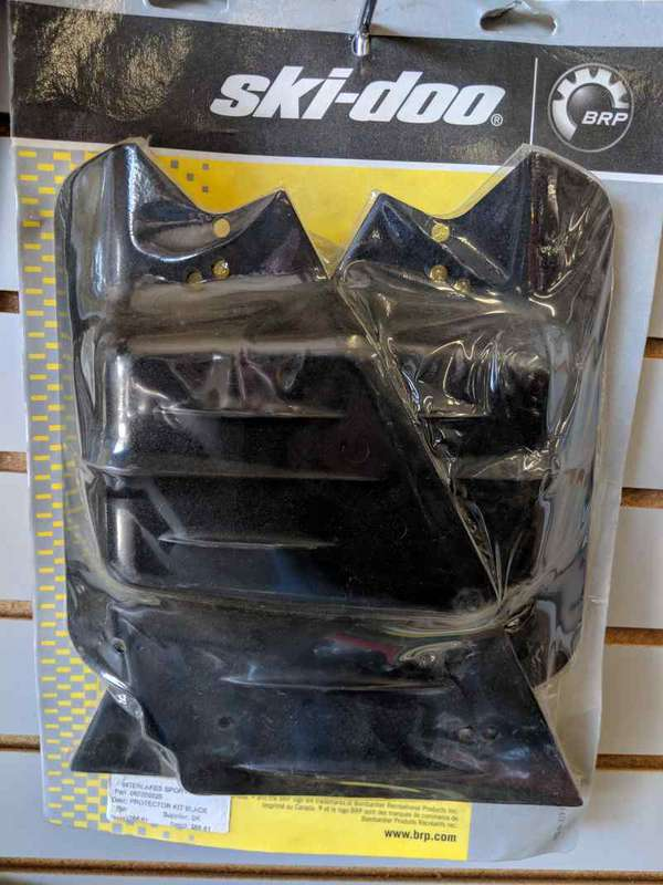 Skidoo REV A-Arm Protector Kit Black