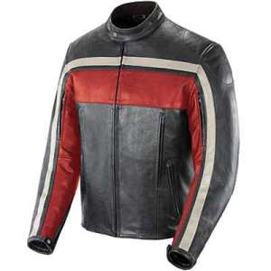 Joe Rocket Old School Leather Jacket 2XL