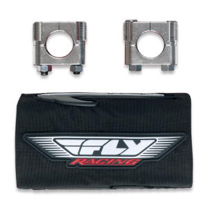 Fly Racing Oversized Handlebar Universal Clamp & Pad Kit 18-9498