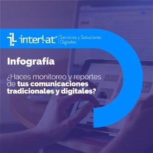 monitoreo y reportes de las comunicaciones