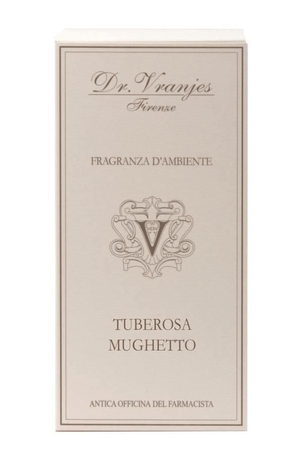 Tuberosa Mughetto (тубероза и ландыш)