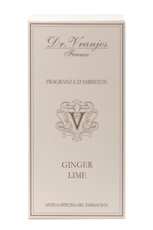 Ginger Lime (имбирь и лайм)