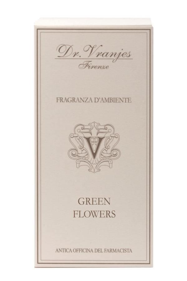 Green Flowers (зеленые цветы)
