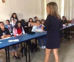 Lic. en Educación Especial: Erika Geovana Ortega Zepeda.