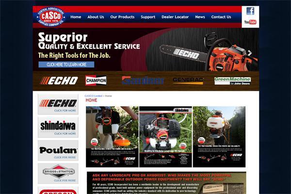 Website CASCO Jamaica
