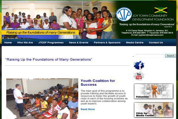 Joy Town Community Development Foundation