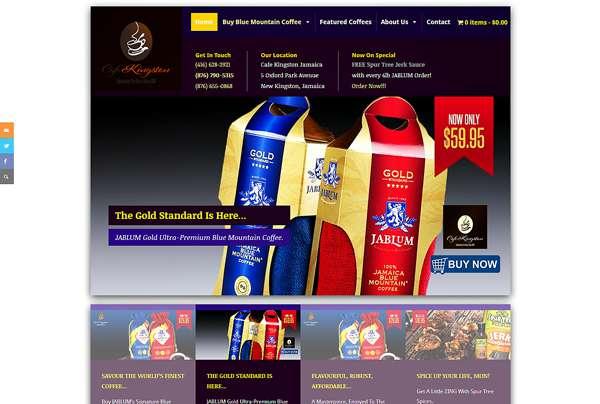 We offer creative web site development