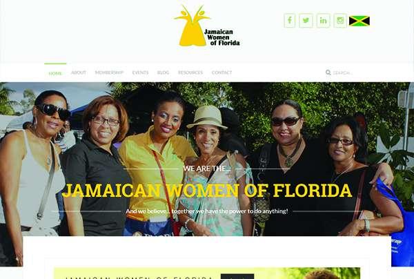 Jamaican Women of Florida website