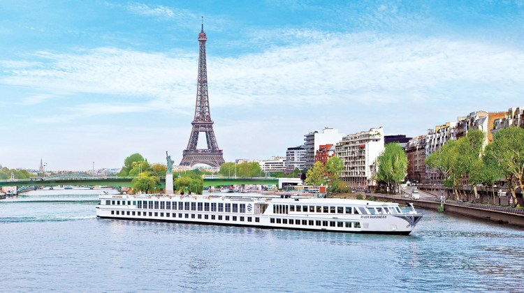 Uniworld Opens Almost 40 Sailings to Interline Rates in 2018