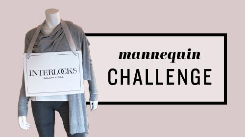 INTERLOCKS mannequin challenge