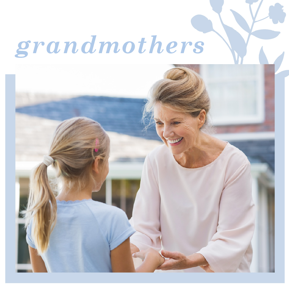 Service suggestions for grandmothers | INTERLOCKS Salon + Spa