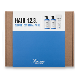 Baxter Hair 1.2.3. Kit