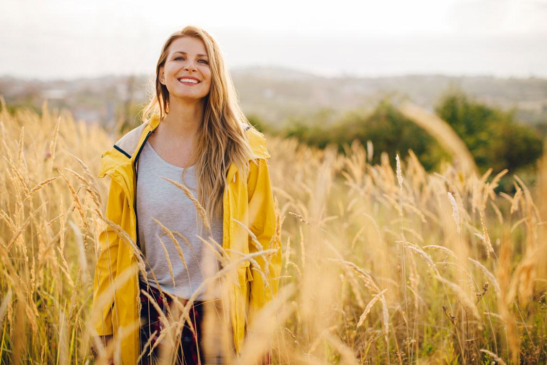 model autumn sun