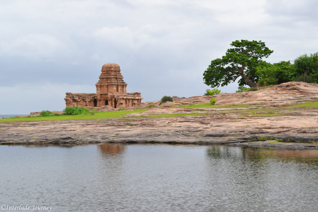 A trip to the sandstone monuments of the Chalukya period-Badami, Aihole and Pattadakal