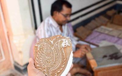 The Diminishing Art of Hand Block Printing in India