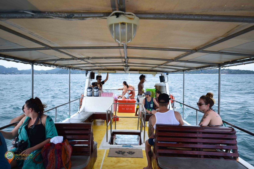 Phi Phi Islands Day Tour