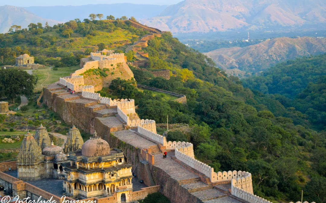 Kumbhalgarh Fort – The Great Wall of India