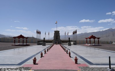 Hall of Fame in Ladakh – Saluting the Martyrs