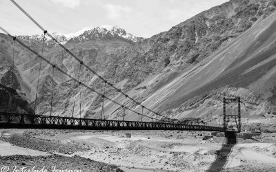 Ladakh in Grayscale- when all colors fade