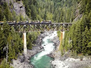 Link to our recent Rocky Mountaineer Showcase