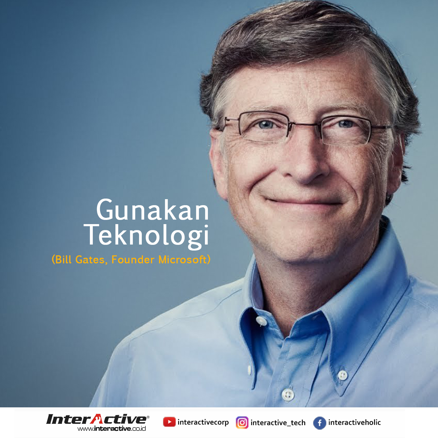 Quotes Bill Gates