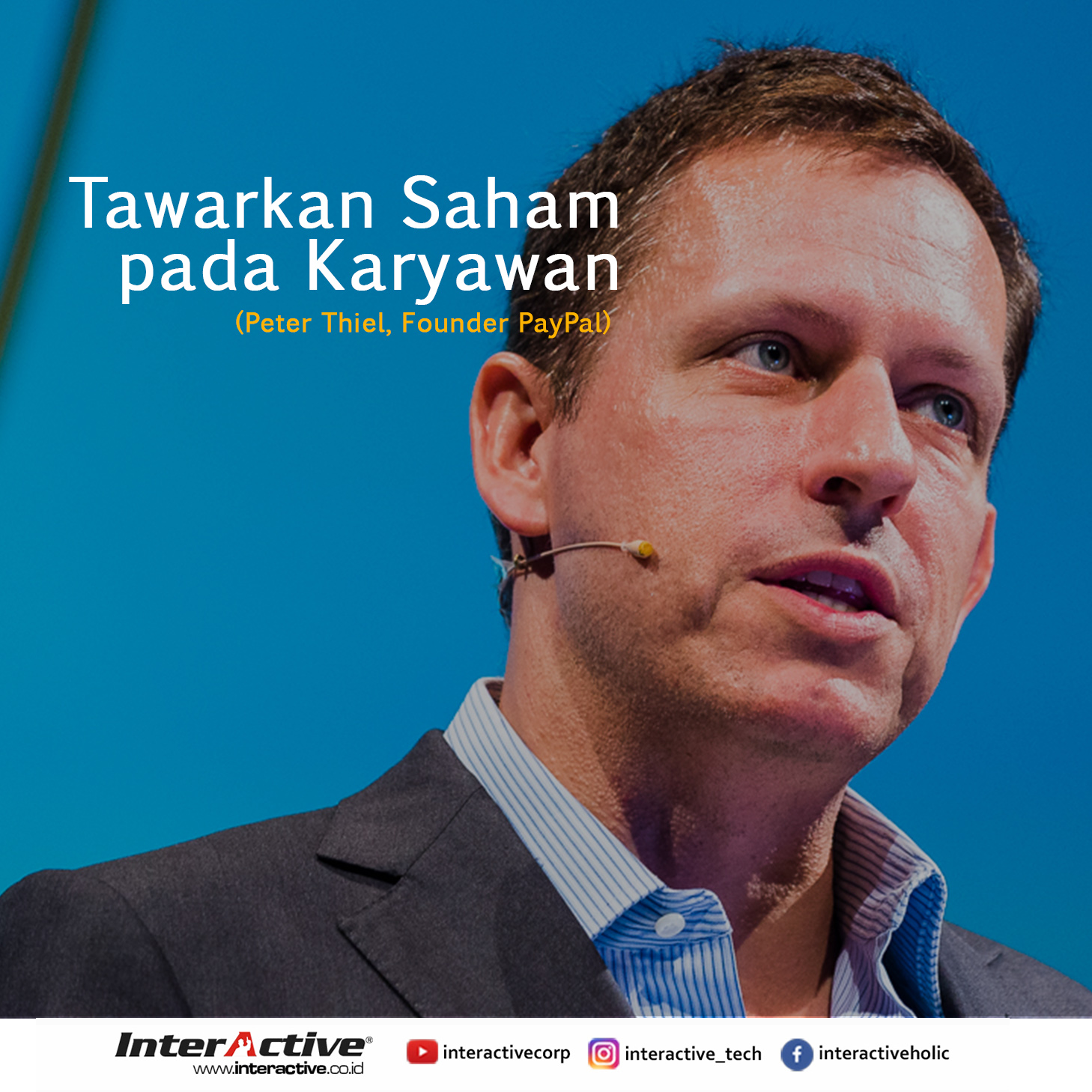 Quotes Peter Thiel
