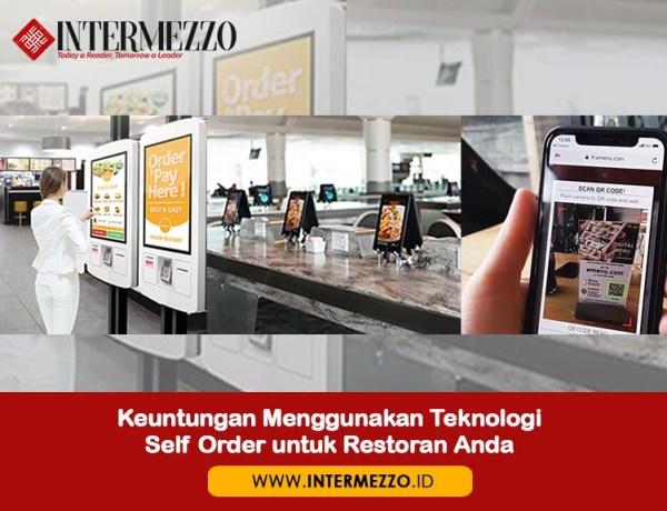keuntungan self order
