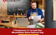 penyebab restoran rugi