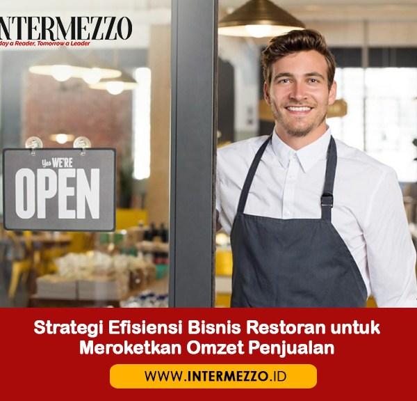 efisiensi bisnis restoran