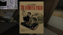 18. Along with the letter is a copy of the new Unknown Dimension paperback edition of The Accidental Pariah.