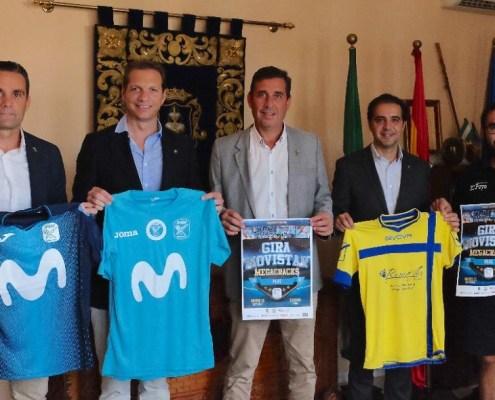 El municipio de Pilas acogerá la Gira Movistar Megacracks