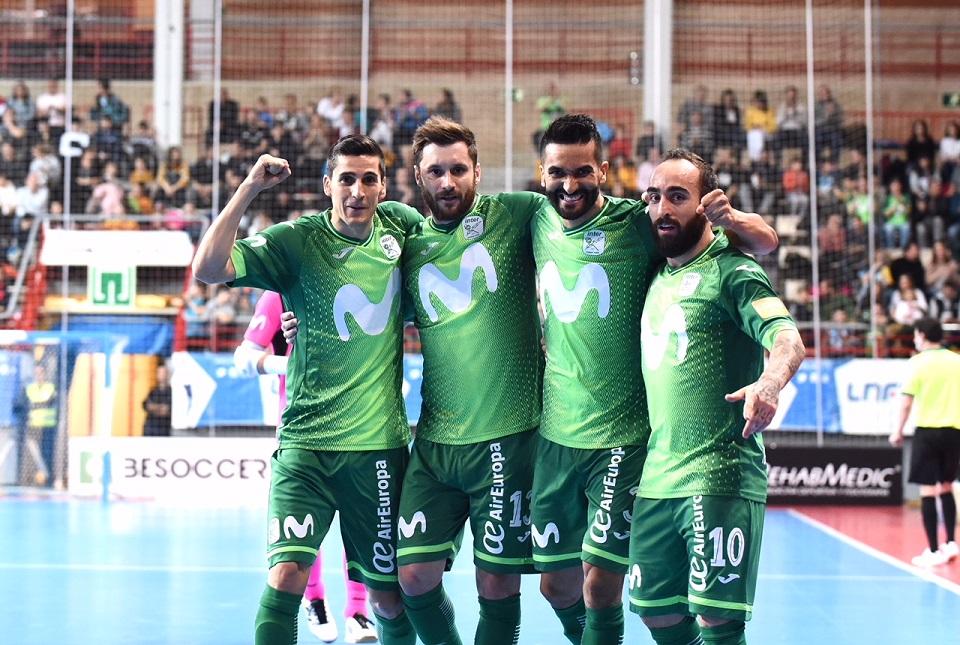 016d964271d Gran partido ante el Levante UD FS y estreno del 2019 con victoria para  Movistar Inter FS (3-1) - MOVISTAR INTER